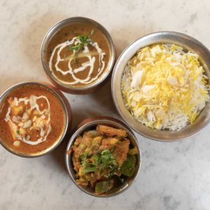 GUJRAT SPECIAL MIXED THALI